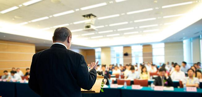 Presentation coaching service