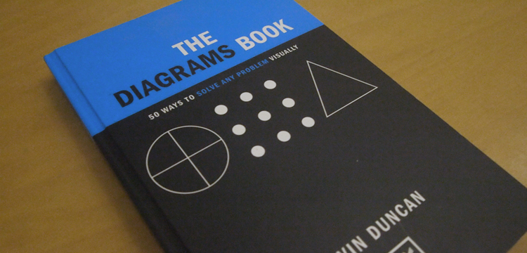 cover of the diagrams book by Kevin Duncan