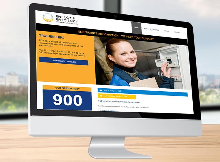 EIPP Traineeships website